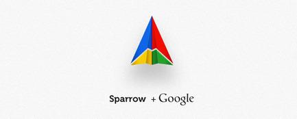 Le célèbre client mail Sparrow se fait racheter par Google !   Gotta see it   Scoop.it