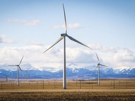 Alberta shift to renewable power likely to be less costly than feared, expert says   Eye on Alberta #Tech   Scoop.it