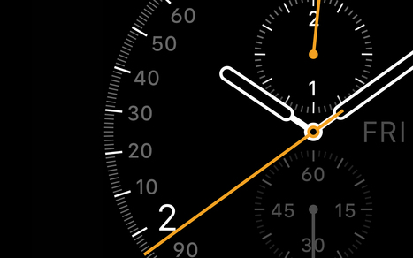 iPhone Killer: The Secret History of the Apple Watch | WIRED | Innovation | Scoop.it