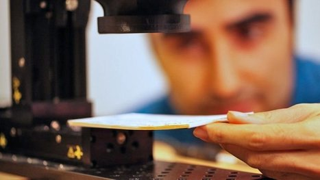 #MIT #scientists invented a camera that can read books without opening them #science #history #students   Limitless learning Universe   Scoop.it