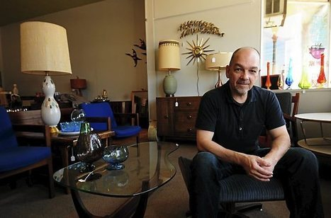 St. Paul furniture store trades on 'Mad Men' style - Pioneer Press | Small Business Competition | Scoop.it