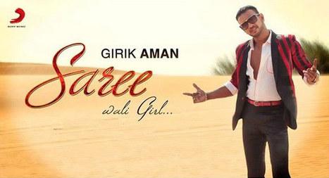 Saree Wali GirlLyrics – Girik Aman | Saree Wali Girl Video | Entertainments | Scoop.it