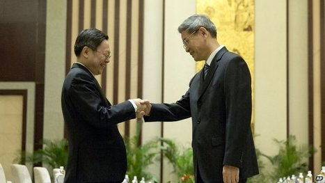 China and Taiwan hold historic talks | Global Politics - Yemen | Scoop.it
