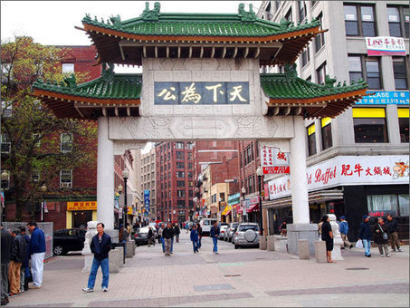 A look at Boston's historic Chinatown | Chinese American Now | Scoop.it