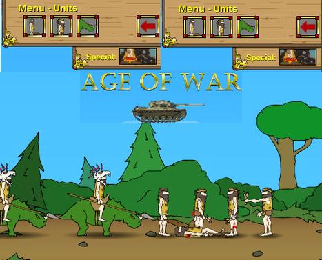 Play Free Online Age Of War Game - Games Hobby | GamesHobby | Scoop.it