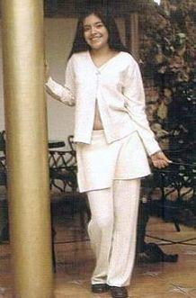 Weiße Kinder Hose und Jacke, ökologische Pima Baumwolle | Produkte aus Peru | Scoop.it