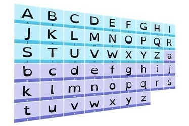 Free and Open Source Dyslexia Typeface | TEFL & Ed Tech | Scoop.it