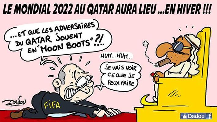 Le Mondial 2022 en hiver ? | Baie d'humour | Scoop.it