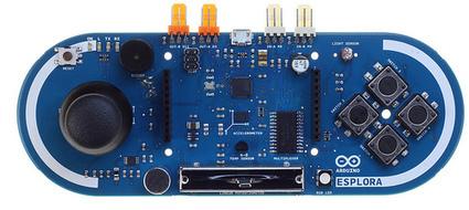 Exploring Esplora – Part I   Arduino, Netduino, Rasperry Pi!   Scoop.it