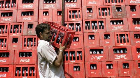 En réponse au projet de taxe sur les sodas, Coca-Cola pourrait fermer des usines en Inde | IndianSide | Scoop.it