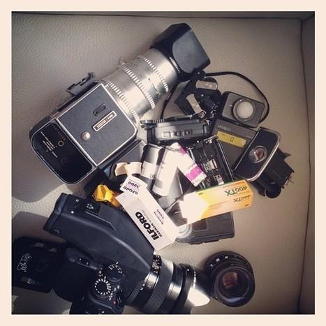 And I'm spent #film #photography #photographer #hasselblad #contax #boudior #nj   L'actualité de l'argentique   Scoop.it