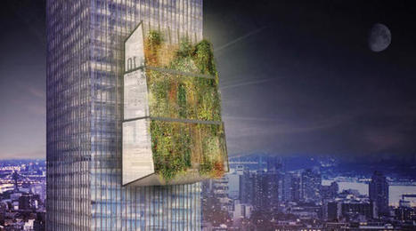 Is This Sky Garden The Workplace Of The Future? | workplace creativity: innovation et travail | Scoop.it