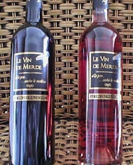 Le bon coup marketing du 'Vin de merde' | Wino Geek | Scoop.it