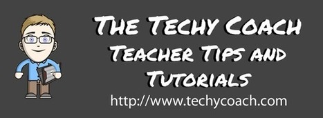 ReUse and Combine Old Google Forms Questions in a New Google Form - The Techy Coach | Using Google Drive in the classroom | Scoop.it