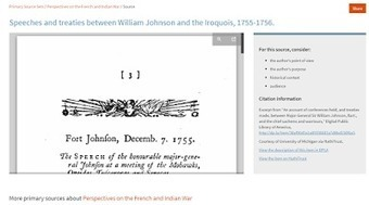 Free Technology for Teachers: More Than 100 Sets of Primary Source Documents for Students | Literacy Using Web 2.0 | Scoop.it
