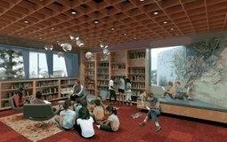 Children's literature library gets facelift - Arizona Daily Wildcat | Children's Literature | Scoop.it