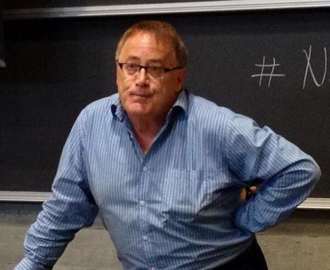 John McRae at the University of Agder (Norway) | APRENDIZAJE | Scoop.it