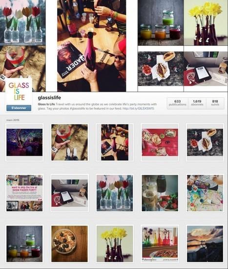 5 bonnes idées pour animer un compte Instagram - Markentive   Marketing digital, réseaux sociaux, mobile et stratégie online   Scoop.it