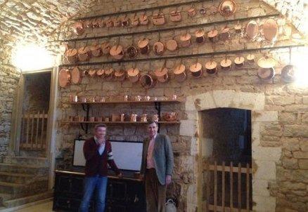 Le château de Verteuil côté cuisine | L'actu culturelle | Scoop.it