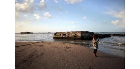 Débarquement: le cimetière marin en quête de protection | La Normandie dans la Seconde Guerre mondiale | Scoop.it