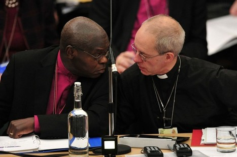 Church of England dioceses unanimously vote in favour of women bishops | Olimpia Bineschi | Scoop.it