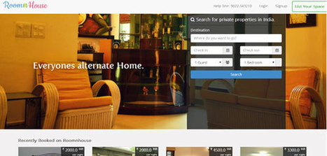 Alternate accommodation marketplace RoomnHouse.com raises under $170K in funding from Euphoria Ventures   Techcircle.in - India startup news, internet, mobile, e-commerce, software, online business...   Online Marketplace   Scoop.it