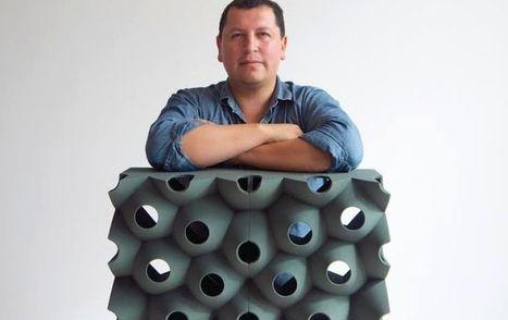 Cool Brick: Los ladrillos 3D que podrían reemplazar al aire ... - Publimetro Chile | Terre cuite Espagne | Scoop.it