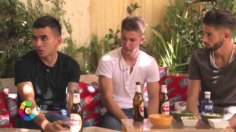Mahou recorre Madrid con Correa, Vietto y Carrasco - YouTube | Seo, Social Media Marketing | Scoop.it