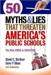 Keynote from David Berliner: Myths (and Lies) That Deceive the Public and Harm American Public Education | digital divide information | Scoop.it
