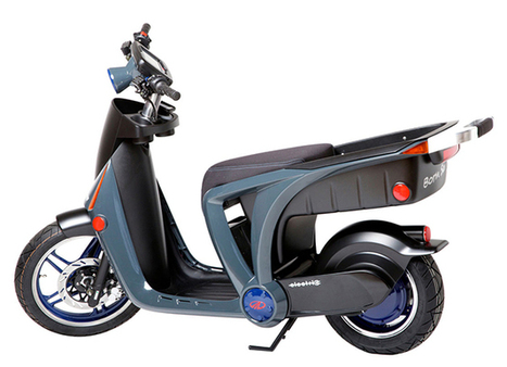 Mahindra plant and engineering ops comes to MI, electric bikes planned | Work & Biz | Scoop.it