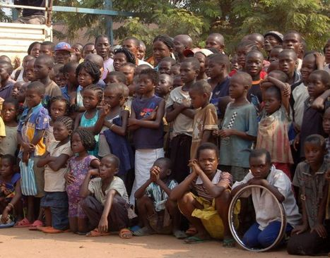 No one to turn to: Life for children in eastern DRC | Sexual violence in conflict situations | Scoop.it