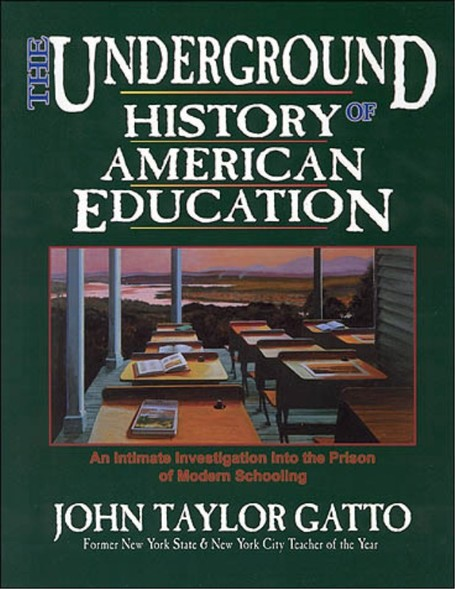Underground History of American #Education. Historia secreta del Sist. Edu. de #EEUU. #ebookgratuito por @eraser | Banco de Aulas | Scoop.it