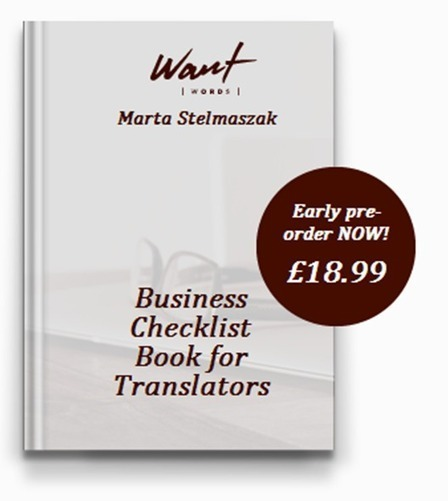 Business Checklist Book for Translators is coming your way! | l'art de traduire | Scoop.it