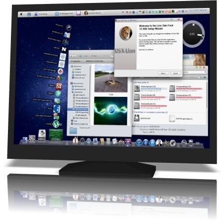 Descargar Mac Lion Skin Pack 12.0 for Windows 7 x32/x64 ... | windows 7 | Scoop.it