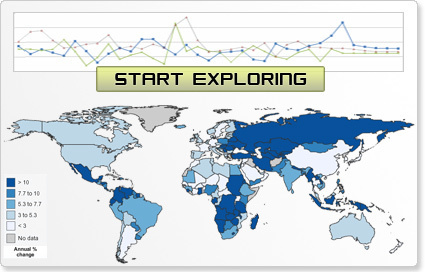 StatPlanet Map Maker – Interactive Mapping & Visualization Software | 21st Century Tools for Teaching-People and Learners | Scoop.it