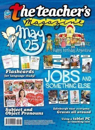 Teacher's Magazine - Editorial EDIBA | Recursos para profes de Inglés | Scoop.it