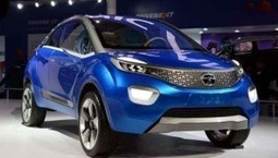 Futur Tata Nexon : petit cousin du futur Range Rover Evoque | Selection Auto | Scoop.it