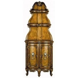 Ambella Home Casa Rosada Corner Cabinet   Home Decoration   Scoop.it