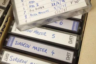 Surgeon reissues '90s material on SRX series   DJing   Scoop.it