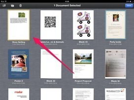 iPads in Primary Education: Sharing Pages Documents Using Airdrop in iOS7 | Edtech PK-12 | Scoop.it