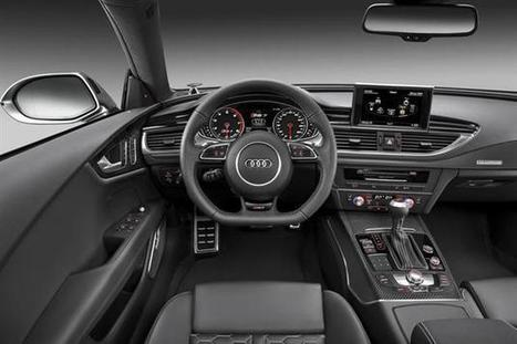 2014 Audi RS7 - Top Cars   Damn It's Awesome   Scoop.it
