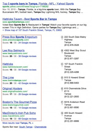 How Social Signals Could Potentially Influence Local Search Results | Marketing&Advertising | Scoop.it