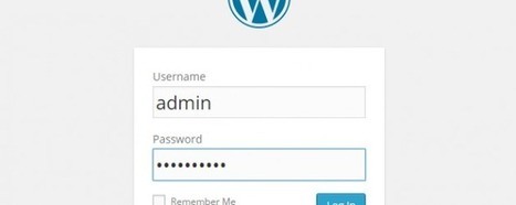 How to Prevent Your Wordpress Website From Being Hacked | india-designers.com | logo designs | Scoop.it