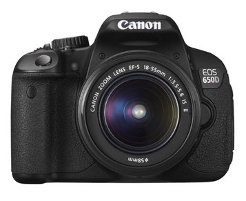 Canon EOS 650D review | Digital SLR camera reviews, tests and specs | What Digital Camera #HDSLRscoop | HDSLR | Scoop.it