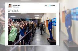 Hillary Clinton à Orlando ou le paroxysme du selfie | Comment va ma Planète ? | Scoop.it