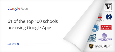 Google Apps for Education | Official Website | Apps and Widgets for any use, mostly for education and FREE | Scoop.it