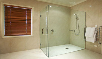 Stylish Frameless Glass showers Door and Enclosure @ Sunplan.Co.Za | Sunplan | Scoop.it