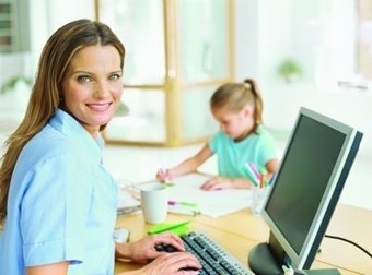 Work At Home Moms Jobs | Blog posts | Scoop.it