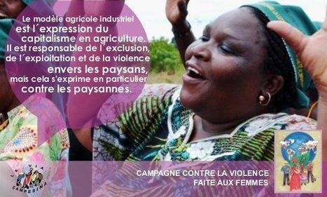 Des cartes postales pour la journée internationale contre la violence faite aux femmes | Eco-Development & Agro-Ecology | Scoop.it