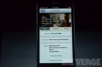 iPhone5's Local Search Features | Go Mobile Social Local Today  | GoMoSoLo | Scoop.it